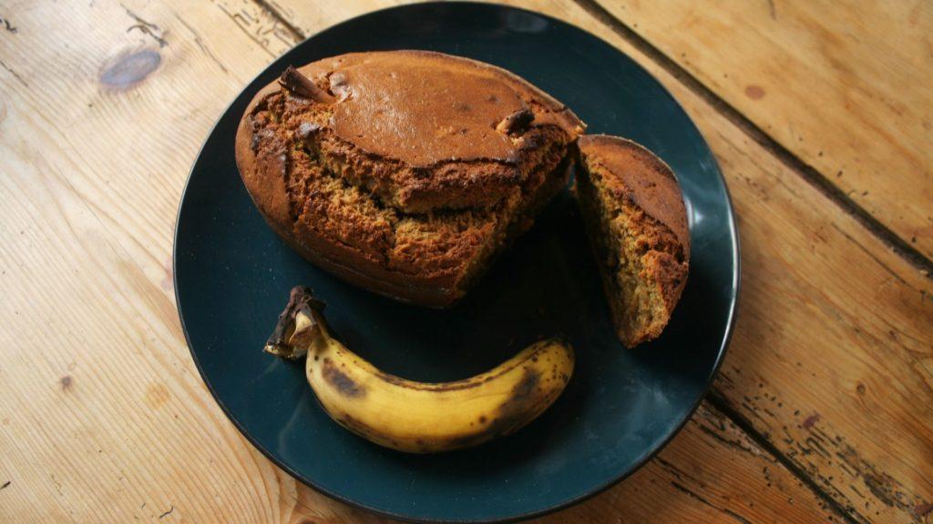 Recette du divin et moelleux banana bread sans beurre