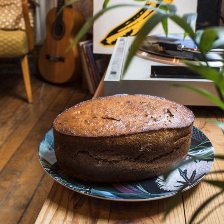 Recette du délicieux banana bread sans beurre