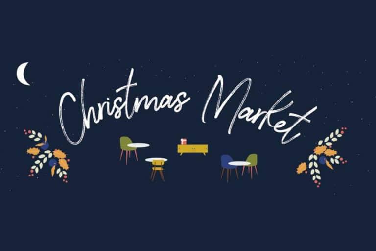 Christmas Market à Lyon