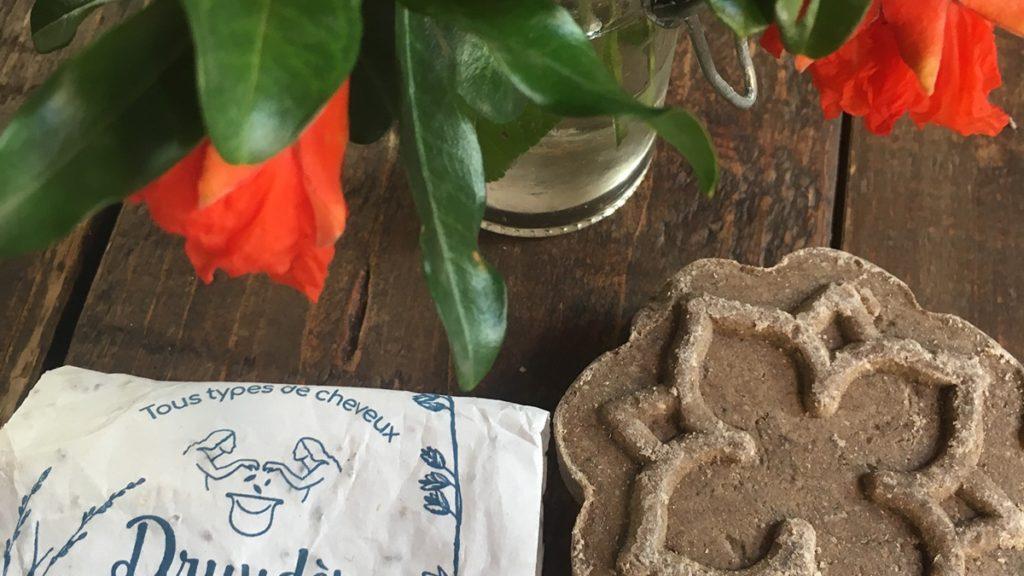 Druydès : des shampoings solides naturels et zéro déchet !