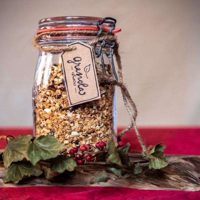 Granola maison bio et healthy