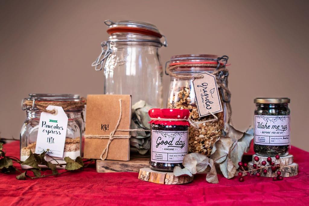 3 idées de cadeaux beaux, bons et faits maison