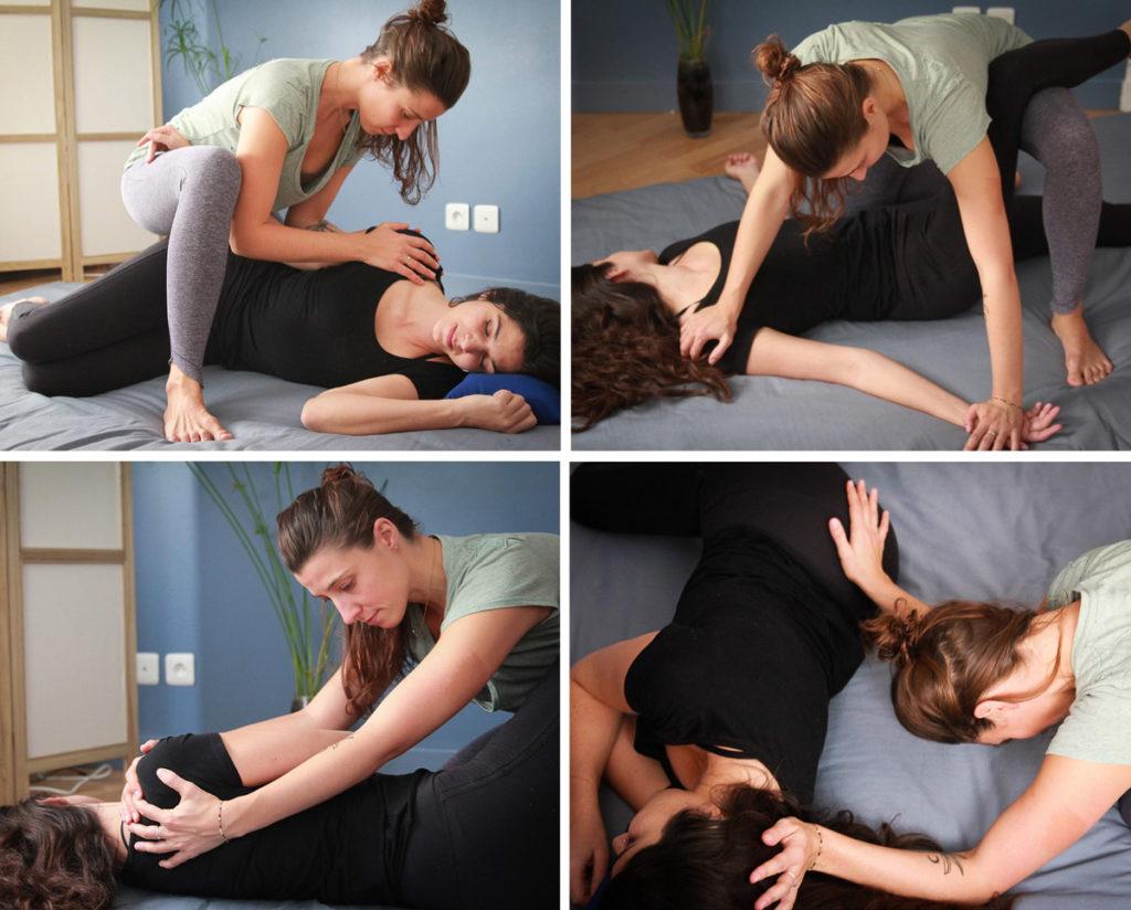 Margot Flandrin thaï massage Lyon