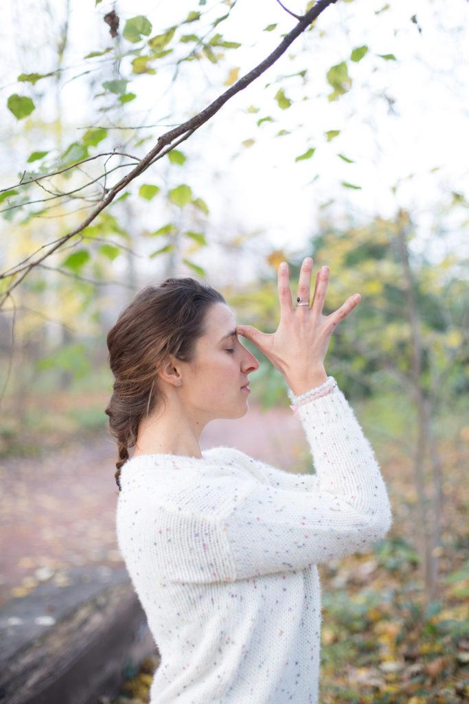 Margot Flandrin yoga Lyon
